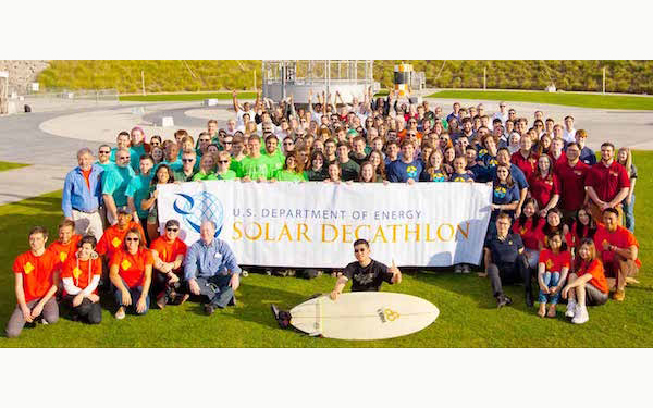 Apricus supports 2015 Solar Decathlon Teams